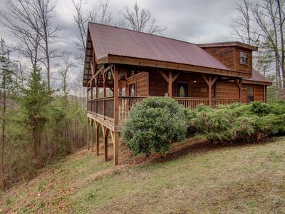 Photo for ABSOLUTELY PERFECT CABIN - NEAR ALL ATTRACTIONS