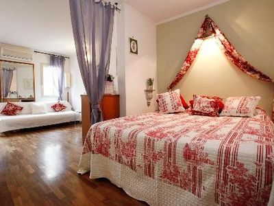 Photo for Bedroom apartment in the heart of the historical center of Rome