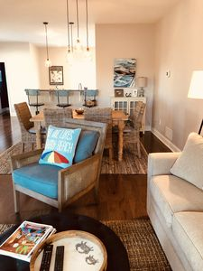 Photo for Brand New Townhome central to Rehoboth and Dewey.  Welcome to Sea La Vie.