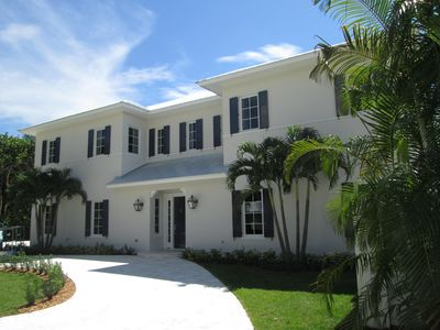 Photo for Grand and elegant home, directly across from Delray Beach