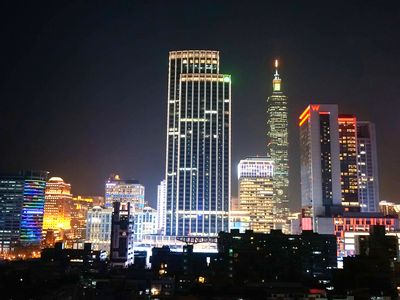 Photo for Sunny Loft Xinyi - Taipei 101 View / near MRT, W hotel & shopping malls