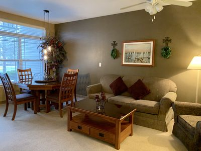 Photo for 204-Condo, Indoor & Outdoor Pool, Perfect For Families