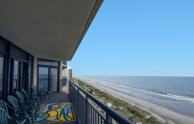 Photo for Oceanfront 5 Bedroom Condo w/Amazing View + Official On-Site Rental Privileges