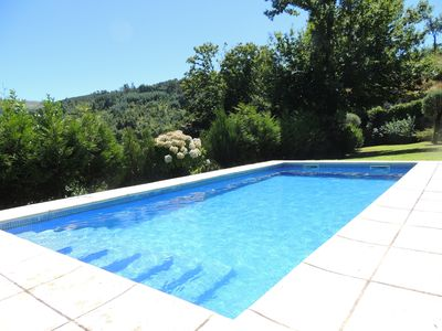 Photo for Rural house w / pool, Vieira do Minho, Geres