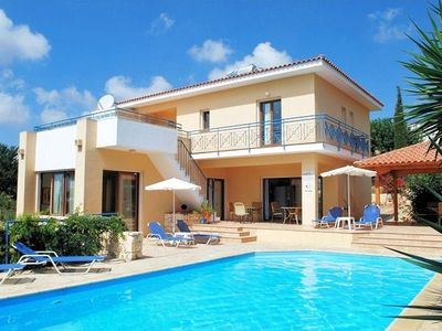 Photo for This exceptional spacious villa is set in a wonderful prime location in a cul de sac and enjoys magn