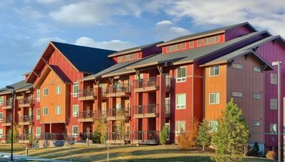 Photo for Beautiful Wyndham Steamboat Springs Resort. Local Hot Springs awaits. Hurry!!