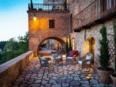 Photo for 3BR Apartment Vacation Rental in Monteleone D'Orvieto