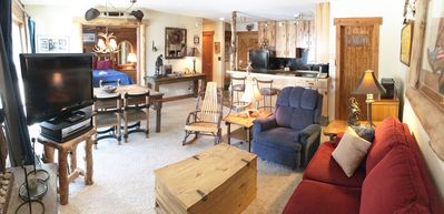 Photo for First Class Ski-in Condo- $100-$179 night(2-4 night min)