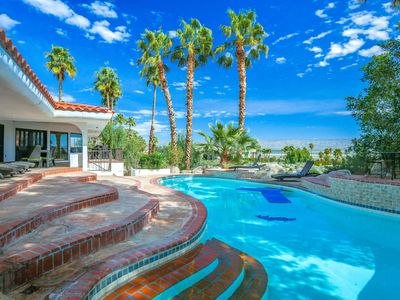 Photo for Large 6 Bedroom Palm Springs Home