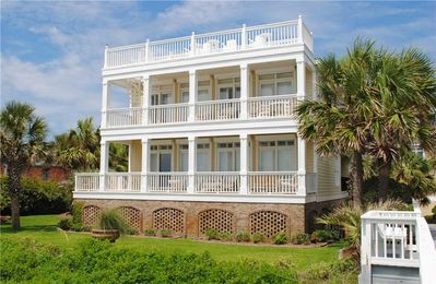 Photo for Paradise: 4 BR / 4.5 BA house in Pawleys Island, Sleeps 8