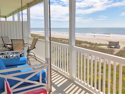 Oceanfront Condo - Views of Pier, 1 Block To Shops & Restaurants
