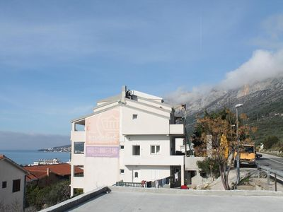 Photo for Studio appartment in Gradac (Makarska) capacity 2+0