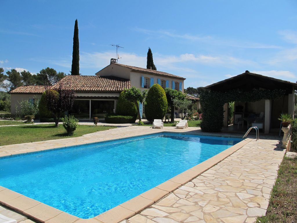 Perfect Large Villa On The Cote Du0027Azur On Large Property With Pool And Tennis Court