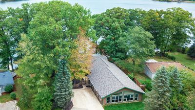 Photo for 4,100 sq ft Lakefront Cedar Lodge: Wheelchair Friendly-Offers Numerous Luxuries!