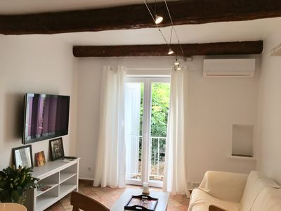 Photo for Charming 2 rooms in the heart of Saint-Tropez