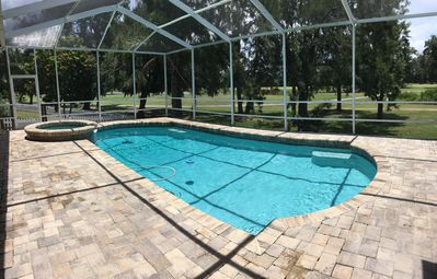 Photo for Golf & Sea, Spectacular Pool Home on Golf Course!