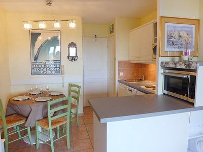 Photo for Apartment in Roquebrune-sur-Argens with Parking, Internet, Washing machine, Pool (310477)