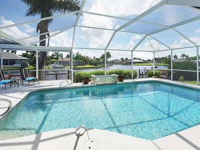 Photo for SWFL Rentals - Villa Elizabeth - Relaxing Pool Home with a Lovely View - Sleeps 6