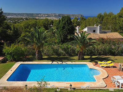 Photo for Vacation home Tosalans in Jávea/Xàbia - 8 persons, 4 bedrooms
