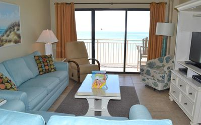 Photo for Dunes of Panama Vacation Rentals D605 - Reserved Covered Parking