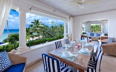 Photo for Stunning Beach Front Condo at Schooner Bay in Barbados - Complimentary Concierge