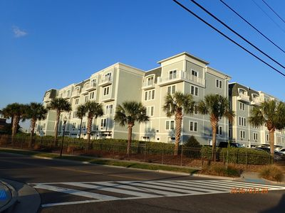 Photo for 5 Bdr Home, Elevator, Pool, 1 Block To The Beach - Play Together Stay Together