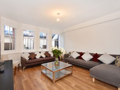 Photo for Amazing central London Knightsbridge Chelsea location 2 Bedroom 2 Bathroom WiFi