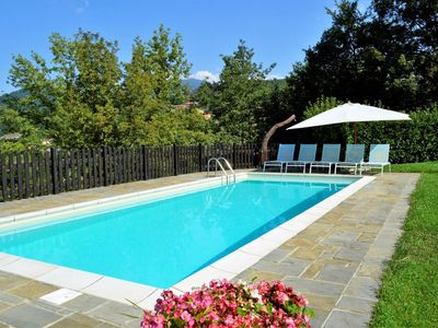 Photo for Romantic Stone Cottage With Private Gated Pool In Riverside Location .