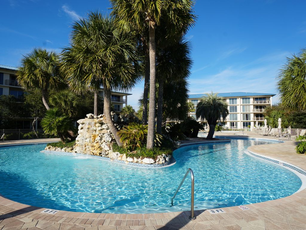 30a Escapes 15e High Pointe Seacrest Beach Gulf Front Vacation
