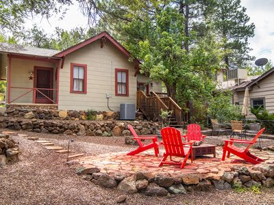 Photo for Historic Dowtown Home **NOW WITH AIR CONDITIONING!** Walk To Restaurants, NAU