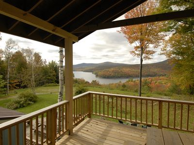 Photo for Unique lake and Views, Kayaks and Bikes,Large Property