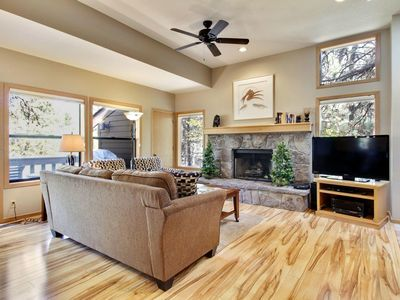 Photo for Beautiful Home near Sunriver Village Mall w/ WiFi, Hot Tub, BBQ & Complex Pool