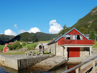 Photo for Vacation home in Dalsøyra, Western Norway - 4 persons, 2 bedrooms