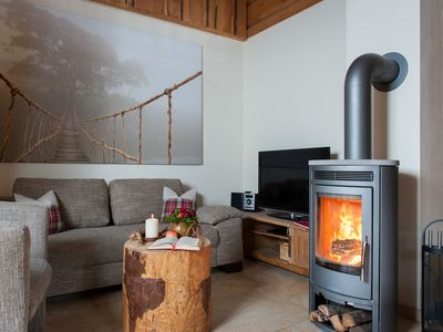 Photo for exclusive, cozy 5 * FH with Finnish sauna u. Fireplace, 2-6 Pers.