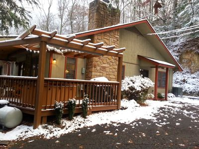 Photo for 2BR Townhome Vacation Rental in Maggie Valley, North Carolina