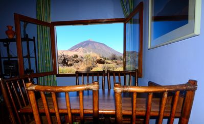Photo for House Las Cañadas del Teide Magical place Beauty without equal. Lookout Teide.