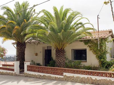 Photo for La Siesta - Comfortable holiday home with great sea views