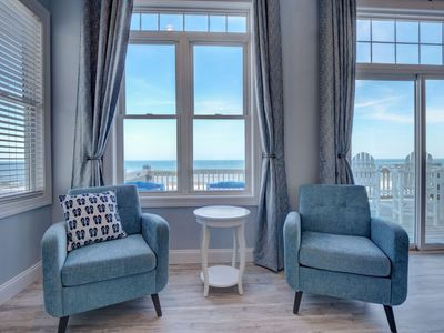 Photo for Fully Remodeled Gorgeous Private Oceanfront with Hot Tub Sleeps 12