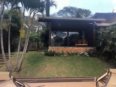 Photo for Big house with pool in Atibaia