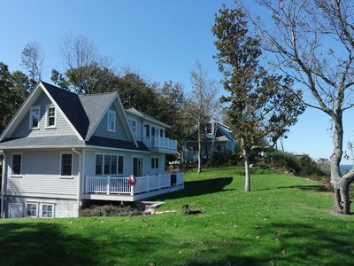 Photo for New home with spectacular view of Long Island Sound