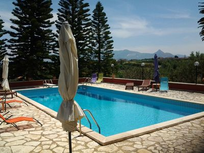 Photo for Gorgeous Villa With Pool Main Apartment For Up To 6 People