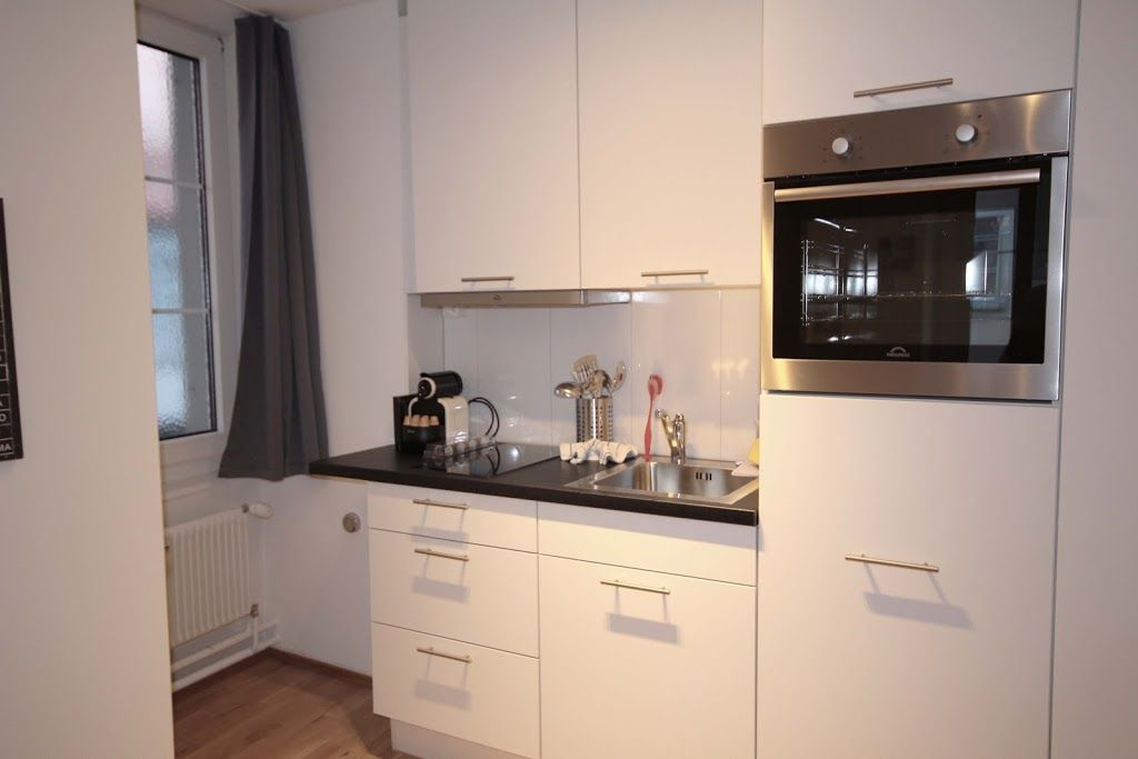 Apartment in the center of Lucerne with Internet, Lift