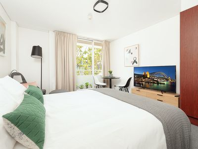 Photo for 1BR Studio Vacation Rental in Cremorne, NSW