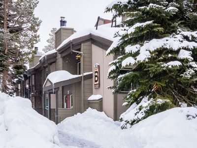 Photo for Cozy Mammoth Condo with a King Bed - walking distance to Canyon Lodge