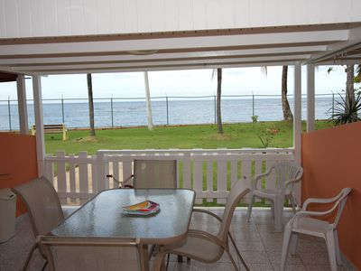 Photo for Best beachfront Value!!! Beautiful villa next to Embassy Suites sleeps 1 to 6