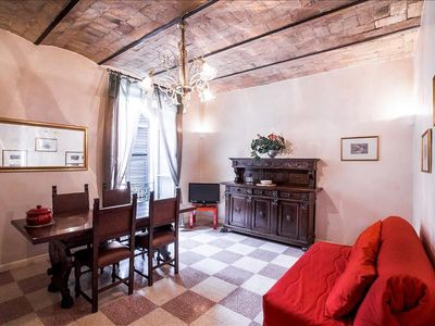 Photo for Charming 1bdr close to Vatican