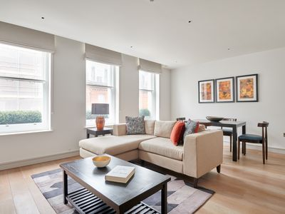 Photo for Serene 1BR in Covent Garden by Sonder