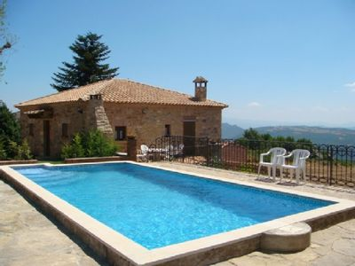 Photo for Self catering La Tina de Betlem for 6 people