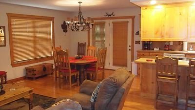 Photo for 1BR Cabin Vacation Rental in Reeds Spring, Missouri