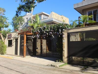 Photo for House in cond. 300 meters from the beach Barra do Una